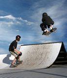 Kids+skateboarding