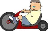 Boy+On+A+Big+Wheel+Trike