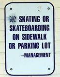 NO+SKATEBOARDING+SIGN
