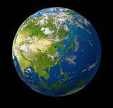 Earth+Asia
