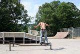 Teen+Boy+Skateboarding+Outdoors+5