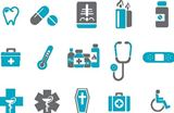 Health+icon+set