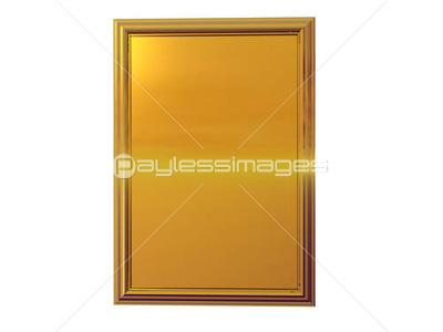 Gold Plaque