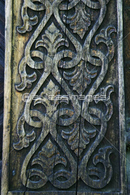 Traditional Carving Detail