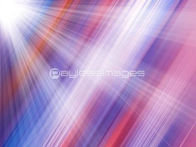 Multicoloured Light Rays
