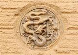 Chinese+dragon+wall