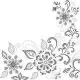 Flower+background%2C+contours